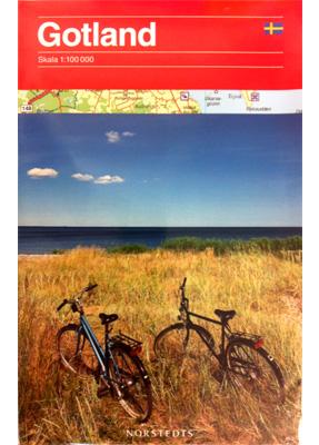 Karta Gotland 10st/fp Pris 47.-/st
