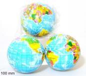 3. Boll världskarta 12st/fp 17.-/st