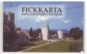 Fickkarta Gotland/Visby 50st/fp Pris 5.-/st