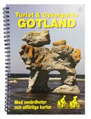 Turistguide Gotland 5st/fp Pris 105.-/st
