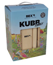2. KUBB FAMILY 6-pack  Pris: 220.-/st