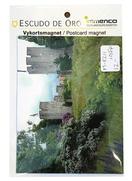 Vykortsmagnet m. Gotlandsmotiv 10st/fp Pris 12.-/st