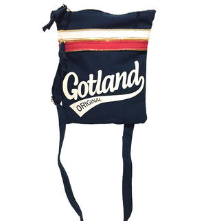 "Sailor bag ""Gotland"" blå 5st/förp Pris 59.-/st"